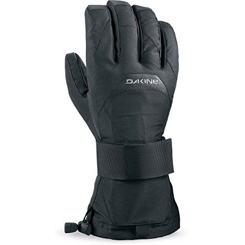 DaKine Men's Wristguard Gloves,Black,M (Snowboarding Medium)