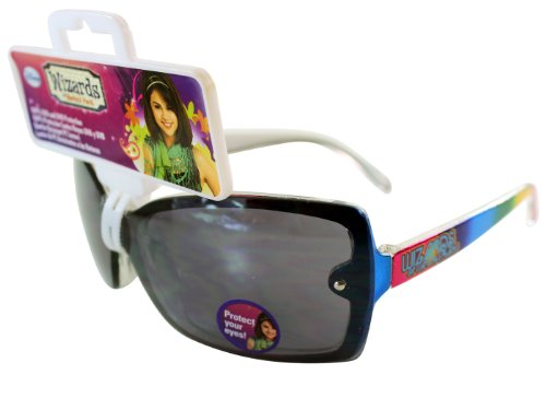 (Rainbow Wizards of Waverly Place Sunglasses - Kids Sunglasses for Summer)