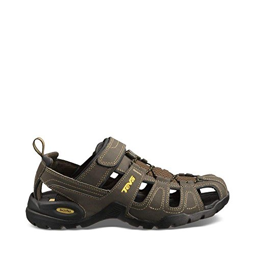 Water Teva Shoes (Teva Men's M Forebay Sandal, Turkish Coffee, 10 M US)