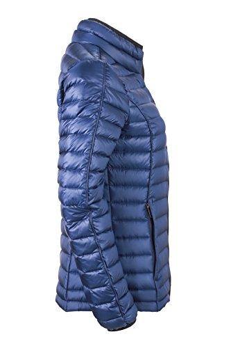 Jacket James ink Quilted Ladies amp; Azul Giacca Donna Down Nicholson black Daunenjacke YrqZYRa