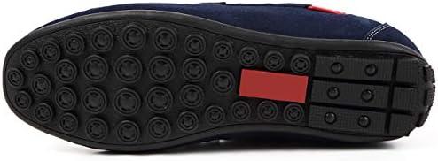 シークレットシューズ 6cmアップ 本革 軽量 スリッポン デッキシューズ ドライビンシューズ カジュアルシューズ kk6-100