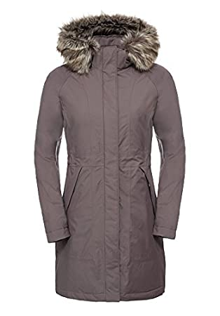 The North Face W Arctic Parka, Mujer, (Gris), XS: Amazon.es: Deportes y aire libre