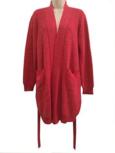 58dc52f874 Victoria s Secret Cashmere Blend Sequin Waffle Robe M