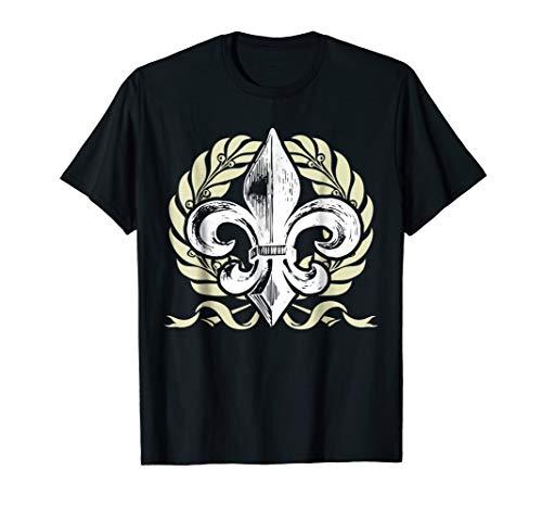 Scout fleur-dis-lis Funny Gift Scout Shirt