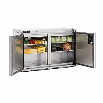 Williams ha280-sa doble puerta frigorífico bajo encimera, 280 L ...