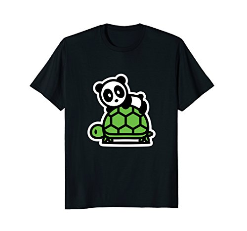 Panda Turtle Bambu Brand Cute Kawaii Anime Manga by Bambu Brand
