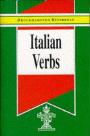 Italian Verbs (Brockhampton Reference Series (Bilingual))