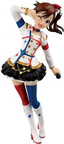 Banpresto The Idolmaster Movie 6.7-Inch Mami Futami Star Piece Memories Figure