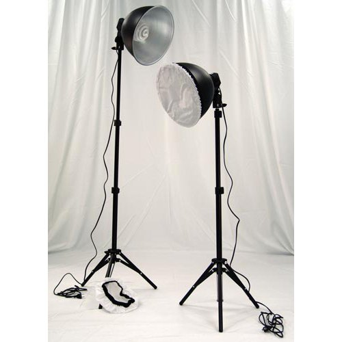 Deluxe Studio Light Kit