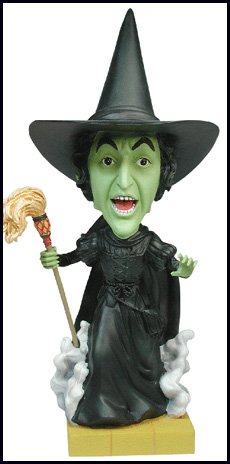 Wizard Of Oz Bobble Heads - 9