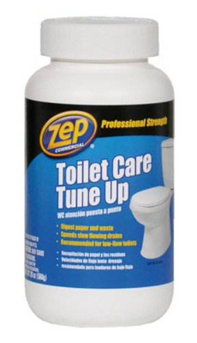 20 Oz Powder Toilet Care Tune Up Crystal Drain Cleaner