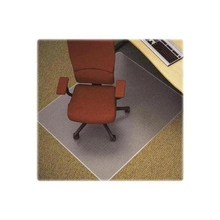 Lorell Diamond Anti-static Chair Mat LLR25753 - Anti Static Diamond Chair Mats