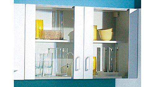 OPTIFIT Küchenhängeschrank Helsinki, Breite 100 cm weiß