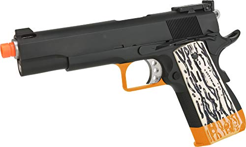 Evike WE-Tech Full Metal M1911 Airsoft Gas Blowback for sale  Delivered anywhere in USA
