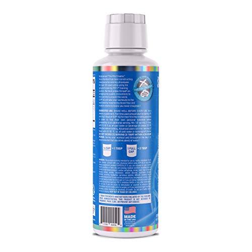 Evogen EVP AQ   Premium Liquid Glycerol, Betaine anhydrous, S7, Sodium ascorbate, Nitric Oxide, Pump Inducer   Unflavored