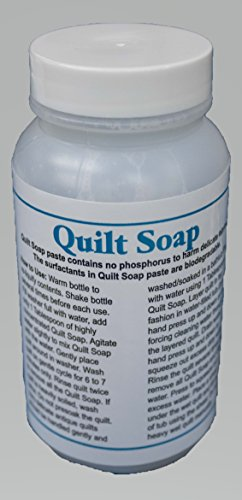 Quilter's Rule 8 oz Quilt Soap (Rule Quilters)