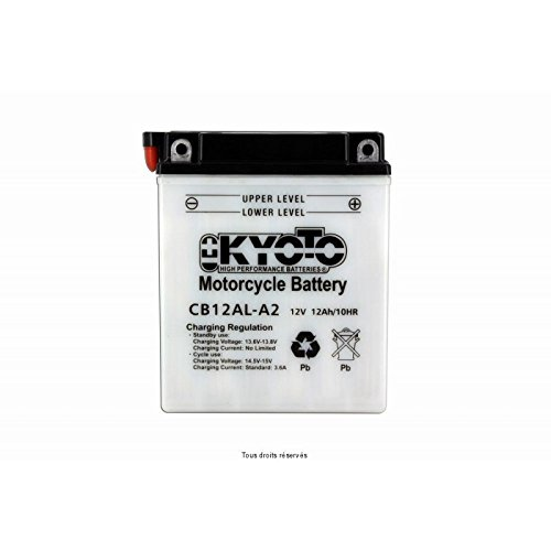 Kyoto - Batterie YB12AL-A2 APRILIA ATLANTIC 125 EU3 2006-2009 - 4006866