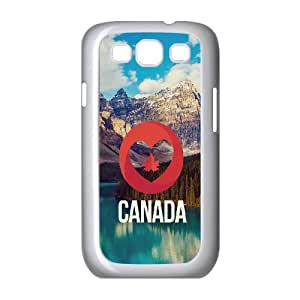 Samsung Galaxy S3 9300 Cell Phone Case White_Canada Nature Landscape Otkud
