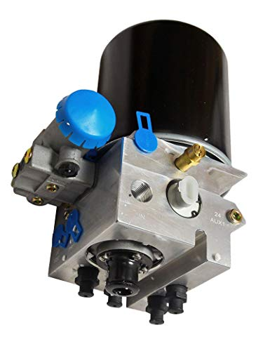Freightliner Style (AIR Dryer AD-is ADIS Extended Purge Style - Replaces BENDIX 801266)