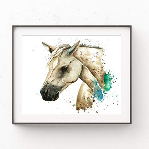 Amazon com: Palomino Painting by Lisa Whitehouse