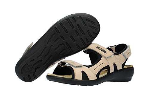 Sandalo Donna Legero - Sandalo Gorla - 00729 Beige / Natura