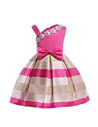 LZH Baby Girls Dress Ball Gown Party Wedding Special Princess Dresses Halloween