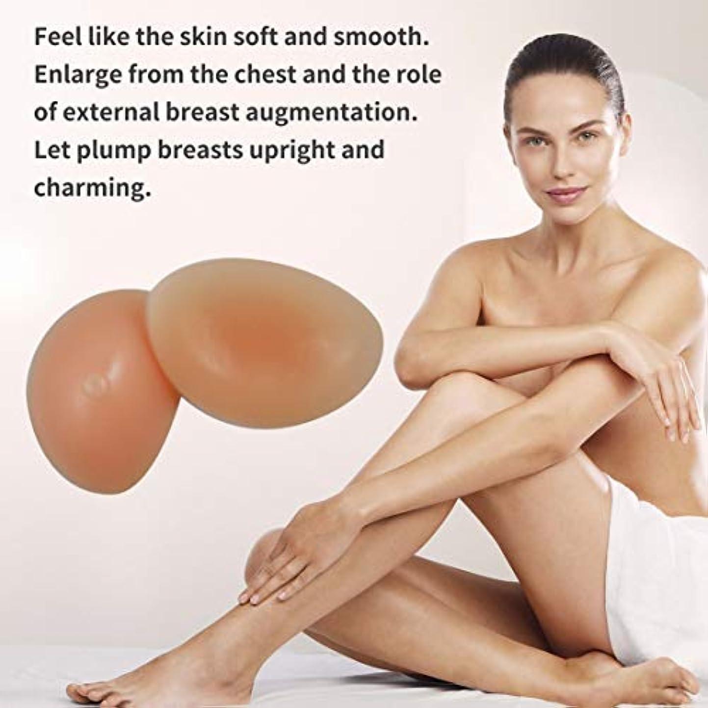 包囲プレビスサイト悪いシリコーンフォーム偽乳房エンハンサープッシュアップパッドブースターブラインサート人工乳房リアルな防水シリコーン乳房フォーム