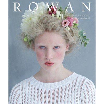 Rowan Knitting & Crochet Magazine 49 by Rowan (Image #1)