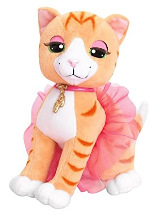 Barbie in The 12 Dancing Princesses Plush Kitty: Twyla
