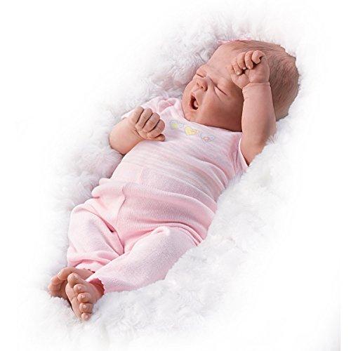 Ashton Drake Sleeping Beauty Doll: The Ashton-Drake Galleries: Violet Parker So Truly Real So