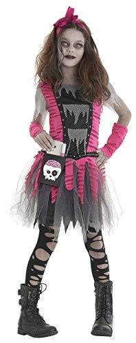 Girls Zombie Costume Ideas (Big Girls' Zombie Costume - Large)