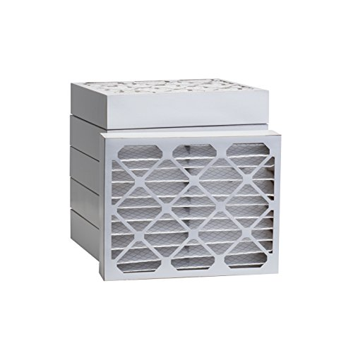 18x22x4 Dust & Pollen Comparable Air Filter MERV 8 - 6PK by Tier1