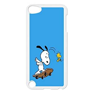 Custom LiuXueFei Phone caseCute Snoopy FOR IPod Touch 4th -Style-4