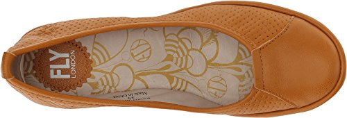 FLY London Womens Yuzi798fly Pump Honey Mousse hCXZH7