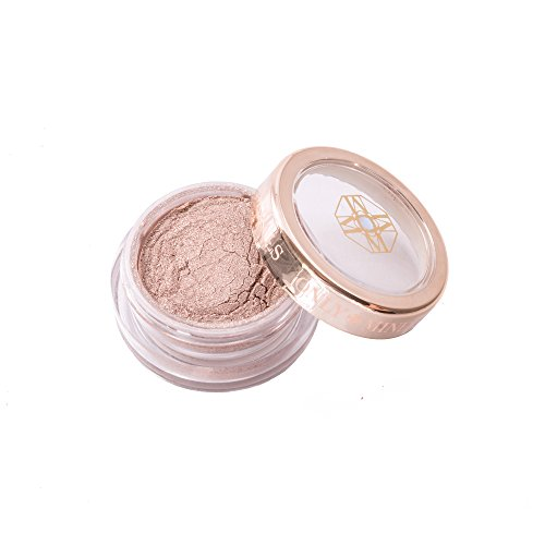 ONLY MINERALS - 100% Natural Eyeshadow With Minerals, Loose Powder Eyeshadow Available in 6 Colors, 0.6 ounces, Pearly Beige