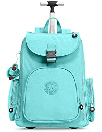 Womens Alcatraz Ii Large Rolling Laptop Backpack
