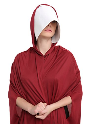Hot Topic The Handmaid's Tale Cosplay Cape & Bonnet -