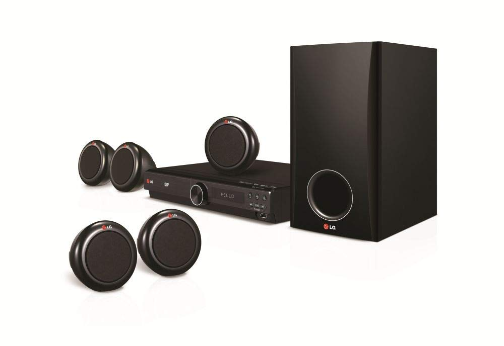 LG 5.1ch DVD Home Theater System