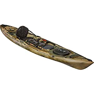 Trident 13 Angler, Fishing Kayak, Brown Camo - Ocean Kayak 07.6440.1120
