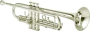 Jupiter JTR700 Standard Series Student Bb Trumpet JTR700S Silver
