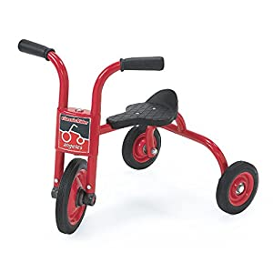 """Angeles ClassicRider 8"""" Pedal Pusher Trike Bike for Kids (26 x 20 x 20 in)"""