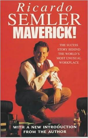 Maverick Ricardo Semler Pdf