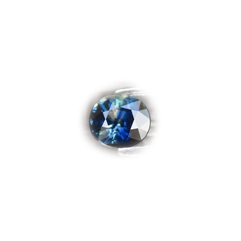 SUBLIME 1.21ct Unheated Natural Oval Blue Sapphire Madagascar #AB