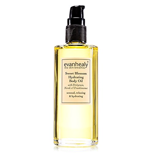 Sweet Blossom Hydrating Body Oil 4 Ounce by evanhealy