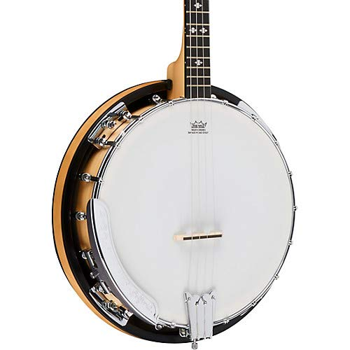 Cripple Creek Irish Tenor Banjo with Resonator (Gold Tone Cripple Creek Irish Tenor Banjo)