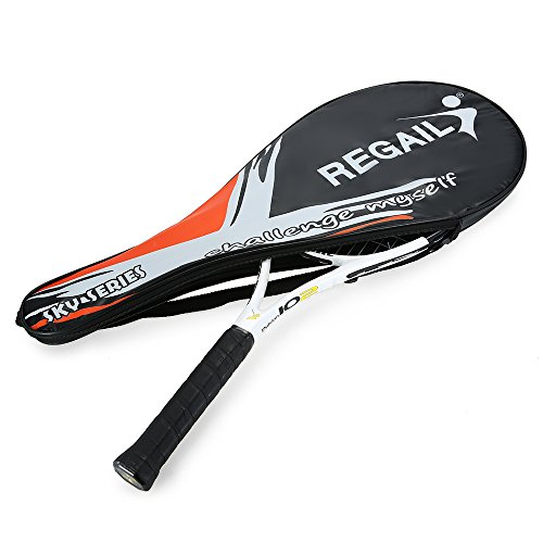 Tenis Blue Al Raqueta Interior Cuerda Entrenamiento Yellow Libre con Tenis Bolsa Raquetas Aire Tenis Badminton De Tapa Carbono Raquete Tenis pUYqz