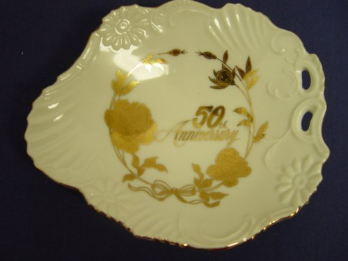 50th Anniversary Candy Dish - 1