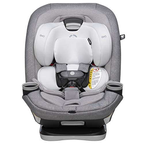 Maxi-Cosi Magellan Xp Max All-in-One Convertible Car Seat with 5 Modes & Magnetic Chest Clip, Nomad Grey, One Size