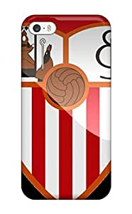 New Arrival Premium 5/5s Case Cover For Iphone (sevilla Fc Logo)