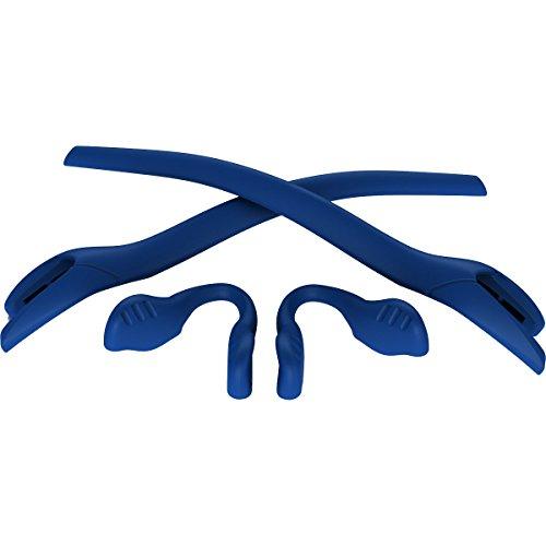 Oakley Radar EV Sock Kit Sunglass Accessories - Electric Blue / One - Oakley Radar Blue